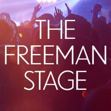 The Freeman Stage logo