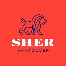 Sher Vancouver LGBTQ Friends Society logo