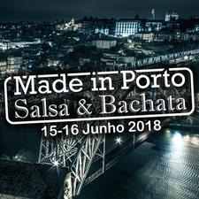 Made in Porto: Salsa & Bachata logo