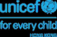 聯合國兒童基金香港委員會 UNICEF Hong Kong logo