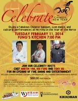 Fung's Kitchen 5th Annual Chinese New Year Celebration