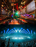 Sensation Party Bus