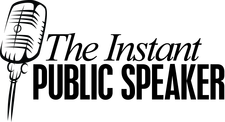 The Instant Public Speaker logo