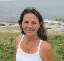 Anahata Yoga Space - Natalie Almond logo