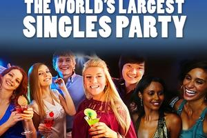 WORLD'S LARGEST SINGLES PARTY