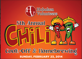 Hoboken Volunteers 5th Annual Chili Cookoff and...