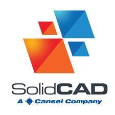 SolidCAD - A Cansel Company logo