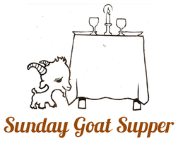 12/29 Sunday Goat Supper