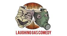 Laughing Gas Comedy logo