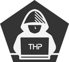 THE HACKING PROJECT logo