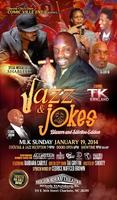 Jazz and Jokes MLK Weekend