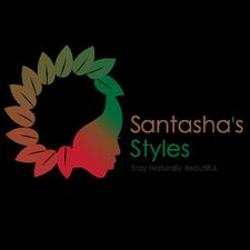 Santasha's Styles  logo