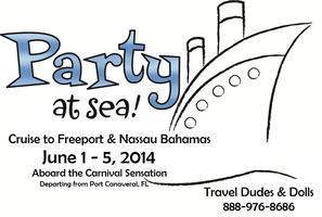 Party at Sea Bahamas Cruise 2014 (Freeport & Nassau)
