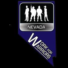 Work for Warriors Nevada logo