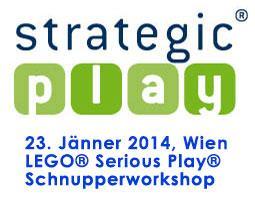 LEGO® SERIOUS PLAY® Schnupperworkshop