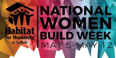 National Women Build Week 2018