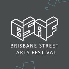Brisbane Street Arts Festival  logo