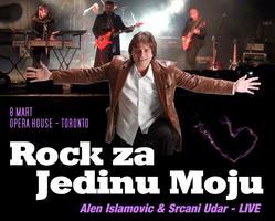 Rock za Jedinu Moju - Alen Islamovic & Srcani Udar
