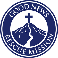 Good News Rescue Mission logo