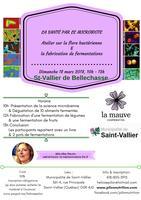 Santé par le microbiote - Atelier flore bactérienne &...