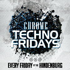CHROME Techno Events logo