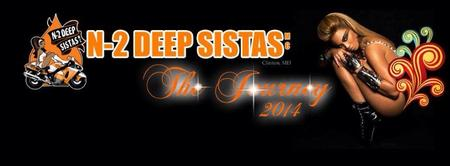 N-2 Deep Sistas MC 8th Anniversary Weekend ~ The...