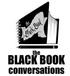 The Black Book Conversations logo