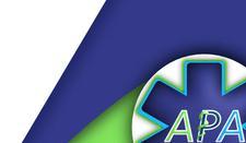 Alberta Paramedic Association logo