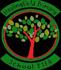 Haslingfield PTFA logo