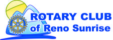 Rotary Club of Reno Sunrise logo