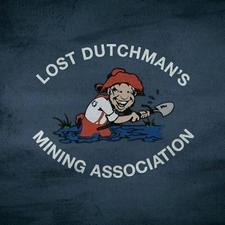 Lost Dutchman's Mining Association logo