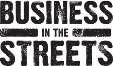 Business in the Streets logo