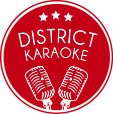 District Karaoke logo