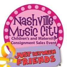 Just Between Friends (Nashville Music City) logo