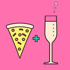 Pizza & Prosecco Festival logo