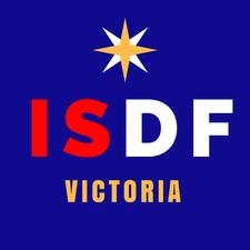 ISDF Victoria 2018 logo