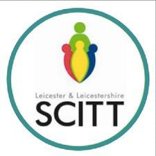 Leicester and Leicestershire SCITT Teacher Training logo
