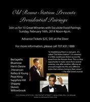 Presidential Pairings