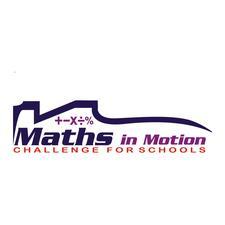 Maths in Motion logo