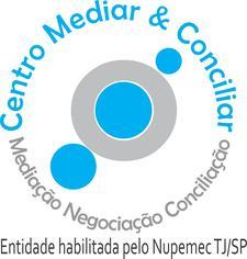 Centromediar Cursos de Mediação logo