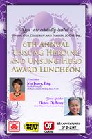 6th Annual Unsung Heroine Award Luncheon