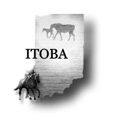 Indiana Thoroughbred Owners and Breeders Asso. logo