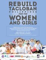 Women in Solidarity: REBUILD Tacloban Philippines for...