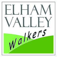 Elham Valley Walkers logo