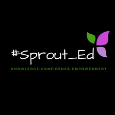 Jenny and Kirrily - #Sprout_Ed_4Women logo