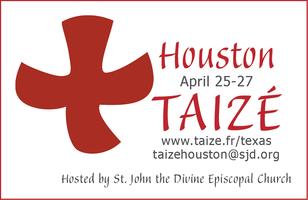 Taizé PILGRIMAGE OF TRUST Houston