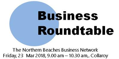 BUSINESS ROUNDTABLE NETWORKING EVENT
