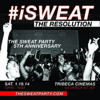 iSweat - The Resolution