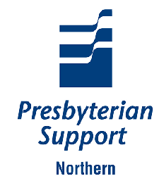 Presbyterian Support Northern Lecture Series 2018 in Partnership with KPMG and Westpac logo