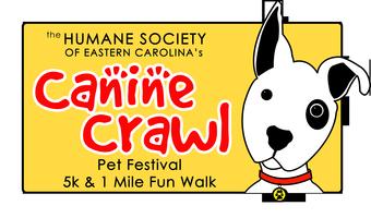 Canine Crawl 5k and 1 Mile Walk